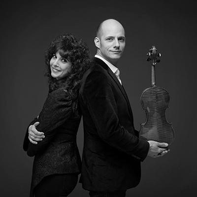 Sophie Teboul & Stéphane Rougier