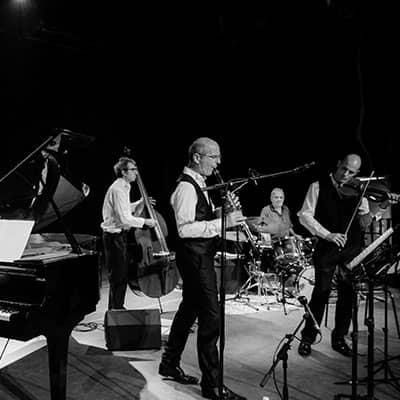 Meshouge Klezmer Band